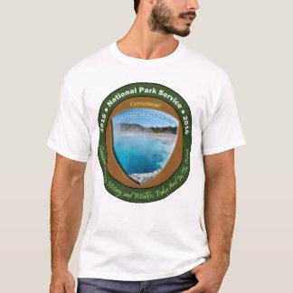 Nationalpark-hundertjähriges T-Shirt Yellowstone
