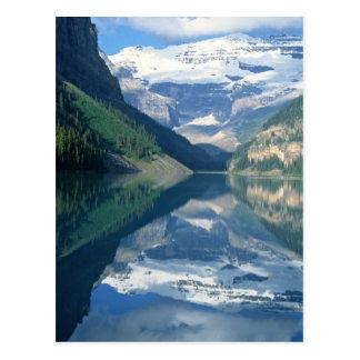 Nationalpark Lake Louise, Banff, Alberta, Postkarte