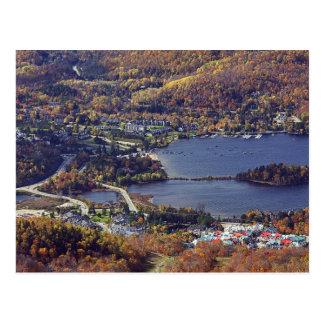 Nationalpark Mont-Trembland Postkarte