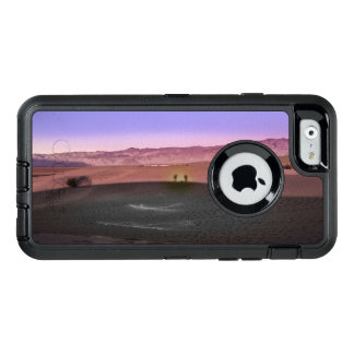 Nationalpark Sonnenaufgang-Death Valley OtterBox iPhone 6/6s Hülle