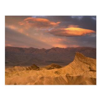 Nationalpark USA, Kalifornien, Death Valley. 2 Postkarte