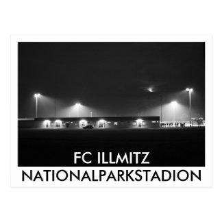 Nationalparkstadion 001 postkarte