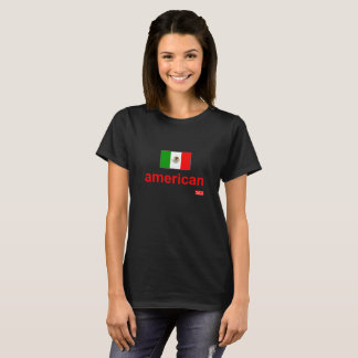 NationOfImmigrants - Mexiko-Amerikaner T-Shirt