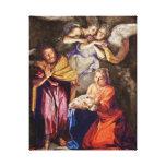Nativity durch Weihnachten Coypel Gespannter Galeriedruck