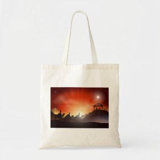 Nativity-Szenen-Taschen-Tasche Tragetasche