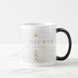 Natori-ryu Farbe-Ändernde Tasse (weiß)