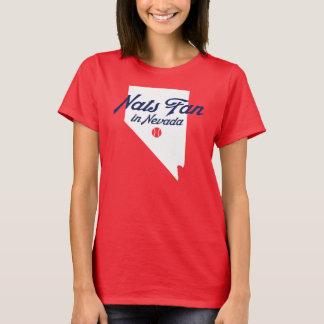 NATS Fan in Nanovolt T-Shirt
