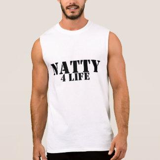 Natty Leben 4 Ärmelloses Shirt