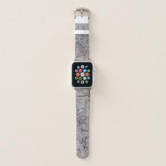 Natur-Baum-Barken-Foto Apple Watch Armband