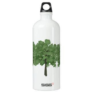 Natur-Bürste Wasserflasche