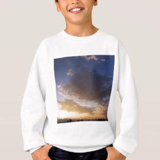 Natur-Dämmerungs-Einstellungs-Himmel Sweatshirt
