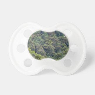 Natur der grünen Hügel Schnuller
