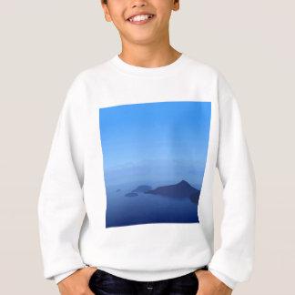 Natur-Himmel-Blau-Wirklichkeit oder nicht Sweatshirt