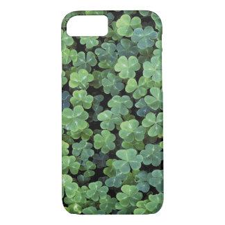 Natur-Irland-Blatt-Klee iPhone 8/7 Hülle