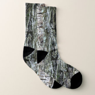 Natur-Kiefer-alte Barke Socken