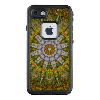 Natur-Mandala FRĒ® für Apple iPhone 7 LifeProof FRÄ' iPhone 8/7 Hülle