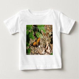 """Natur Ralph W Emerson """"Schritt von"""" Baby T-shirt"""