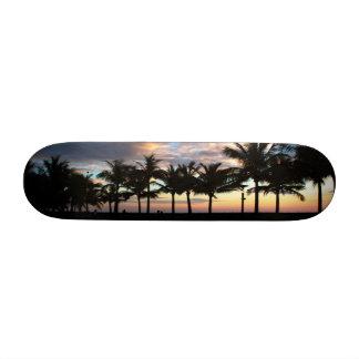 Natur-Skateboarding Plattform 19,7 Cm Skateboard Deck