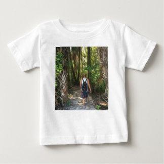 Natur Trippin Baby T-shirt