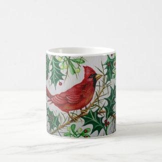 Natur/Weihnachten Kaffeetasse
