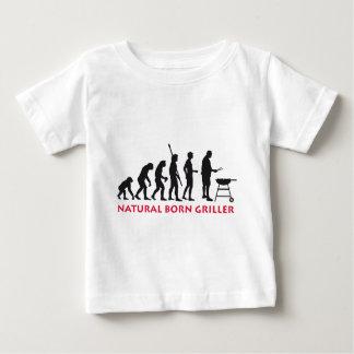 Natural Born Griller 2c Baby T-shirt