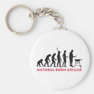 Natural Born Griller 2c Schlüsselanhänger