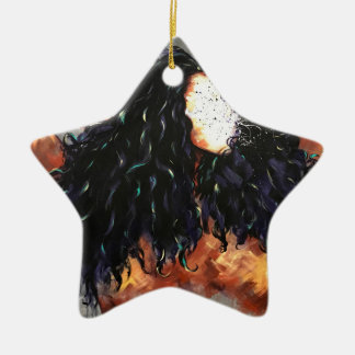 Natürlich XV Keramik Ornament