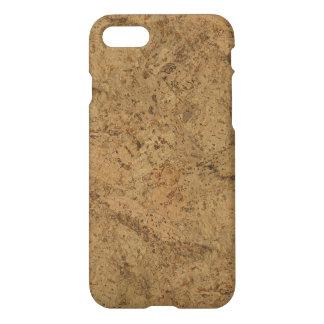 Natürliche Rauch-Korken-Barken-hölzerner iPhone 7 Hülle