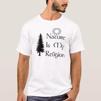 Natürliche Religion T-Shirt