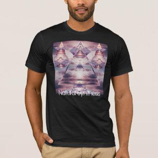 Natürliche Synthese - Tempel des Lichtes T-Shirt