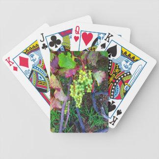 Natürliche Trauben Bicycle Spielkarten