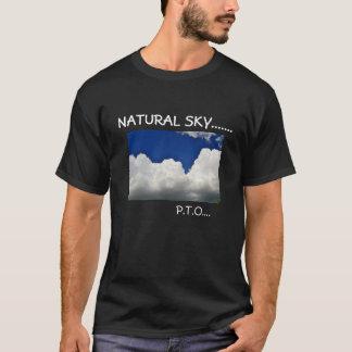 NATÜRLICHER HIMMEL DES HIMMEL-… GEOENGINEERED!!! T-Shirt