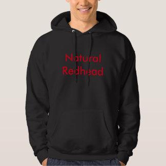 Natürlicher Redhead Hoodie