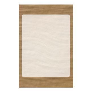 Natürlicher TAN-Sandstein-Blick-Hintergrund Büropapiere