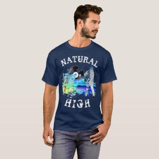 Natürliches Hoch (Musik) T-Shirt