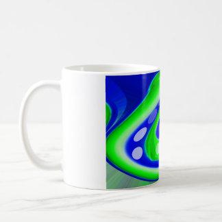 Natürliches Maß Kaffeetasse