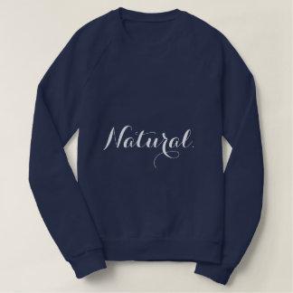 Natürliches Sweatshirt