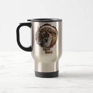 Naturliebhaber-Tigerreisebecher Reisebecher
