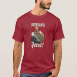 Naturschutz jetzt! T-Shirt