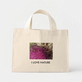 Naturtasche der Liebe I Mini Stoffbeutel