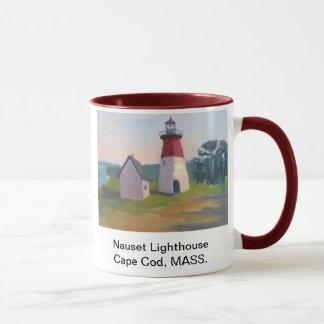 Nauset Leuchtturm, Cape Cod, Mass. Tasse
