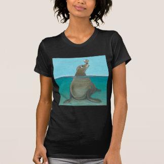 """Nautilus"" der Seelöwe T-Shirt"