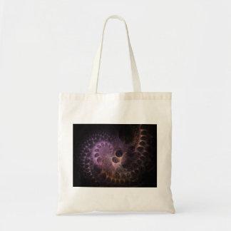 Nautilus-Fraktal Tragetasche