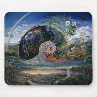 Nautilus-Mausunterlage Mousepad