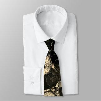 Nautilus-Muschelentwurf Krawatte