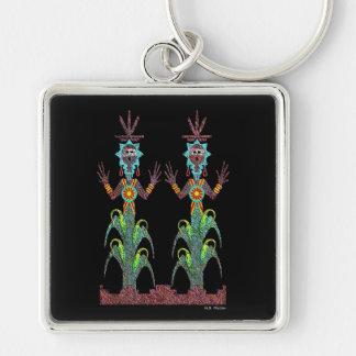 Navajo-Mythologie Schlüsselanhänger