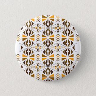Navajo Runder Button 5,1 Cm
