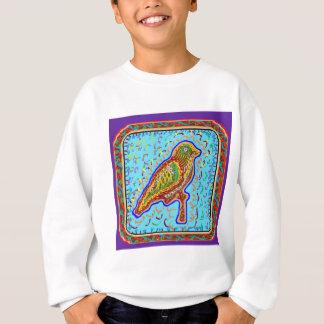 Naveen: Gezwitscher-Saisonvögel Sweatshirt