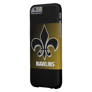Nawlins iPhone Fall Barely There iPhone 6 Hülle