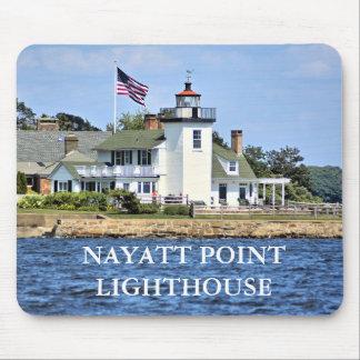Nayatt Punkt-Leuchtturm, Rhode Island Mousepad